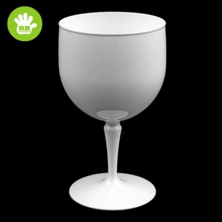 cocktailglas hvid