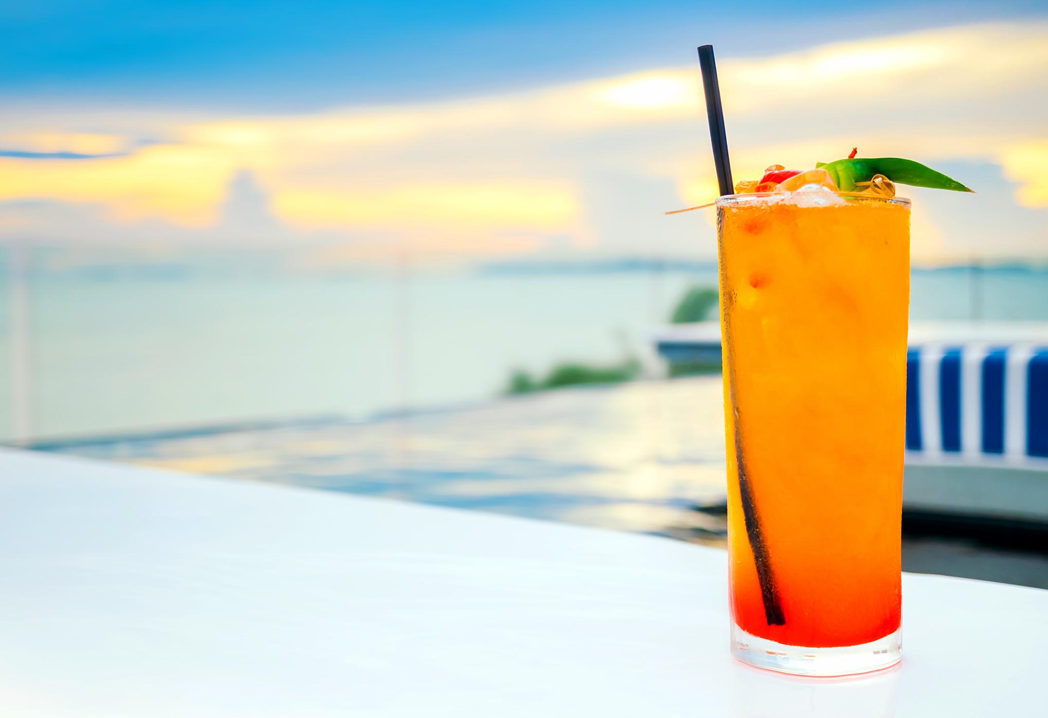 brudsikkert glas til drinks