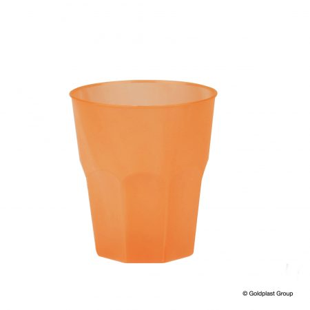 Festival drinkglas orange