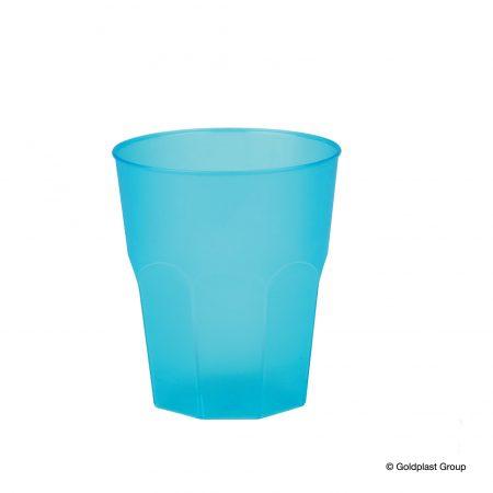 Festival drinkglas blå