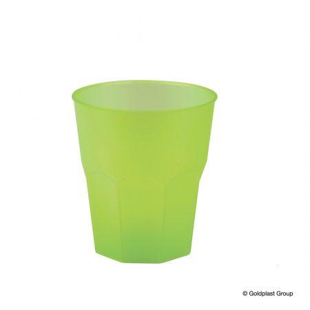 Festival drinkglas grøn