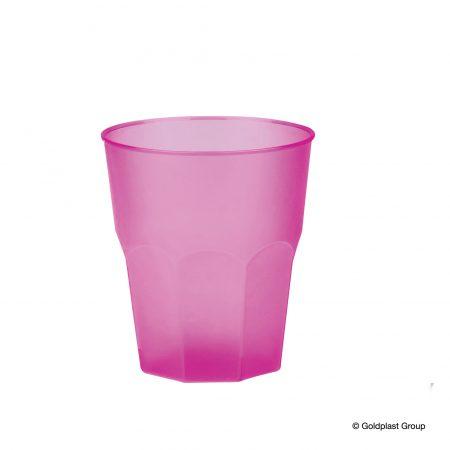 Festival drinkglas pink