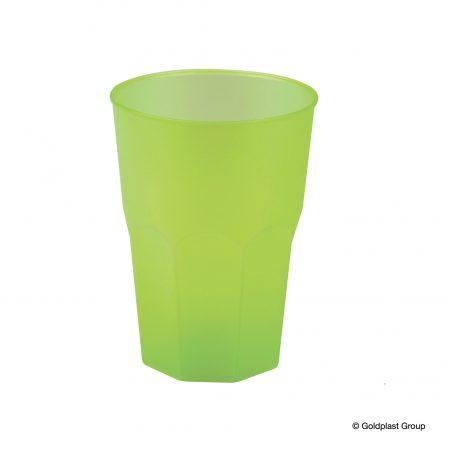 Festival drinkglas grøn 40 cl