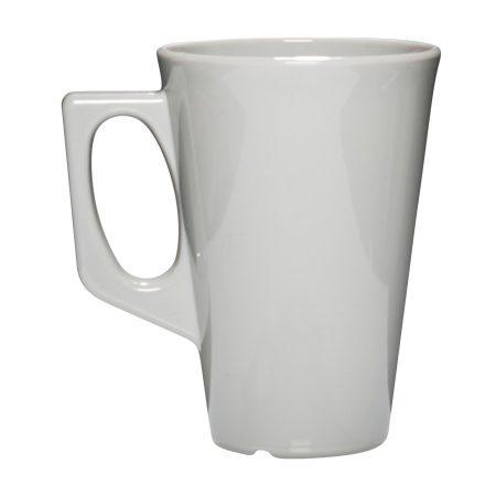 Kaffekrus med hank grå 34
