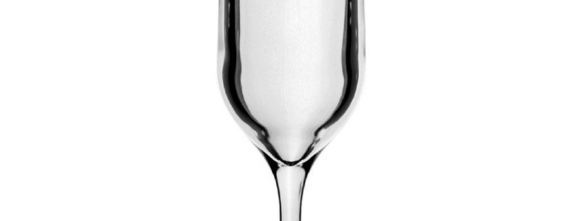 Brudsikre Akvila luksus champagneglas 16 cl