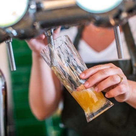 Koziol Club No.10 ølglas 300 ml Brudsikkert plastik